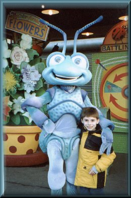 I saiah with Flik