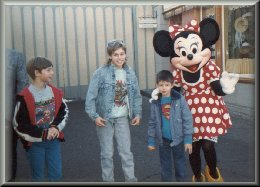 Jason, Ryan, Bradley, Minnie 1984